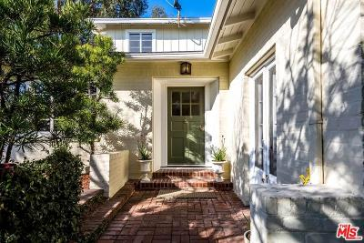 Los Angeles CA Single Family Home For Sale: $1,985,000
