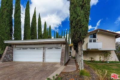 Westlake Village Single Family Home For Sale: 1831 Stonesgate Street
