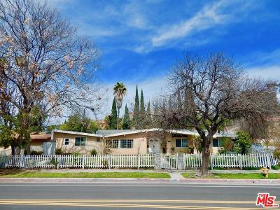 Woodland Hills Single Family Home For Sale: 22201 Burbank