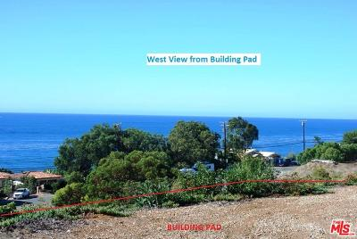 Malibu Residential Lots & Land For Sale: 33339 Pacific Coast Highway