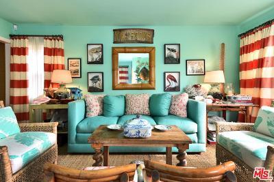 Santa Monica CA Single Family Home For Sale: $1,395,000