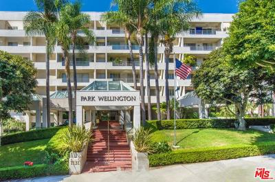 West Hollywood Condo/Townhouse For Sale: 1131 Alta Loma Road #118