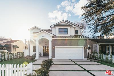 Studio City Single Family Home For Sale: 4547 Simpson Avenue