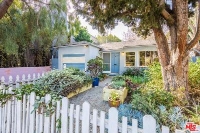 Venice Single Family Home For Sale: 2425 Wilson Avenue