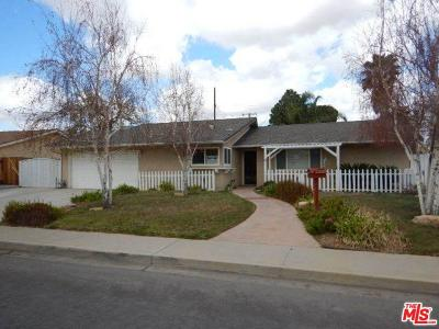 Simi Valley CA Single Family Home For Sale: $519,900