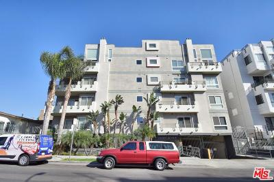Los Angeles Condo/Townhouse For Sale: 1036 South Serrano Avenue #401