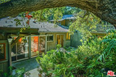Los Angeles County Single Family Home For Sale: 1419 East Palm Street