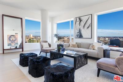 Los Angeles County Condo/Townhouse For Sale: 1050 South Grand #PH6