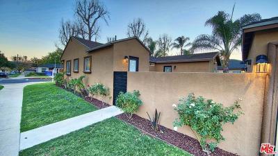 Los Angeles County Single Family Home For Sale: 17501 Kittridge Street