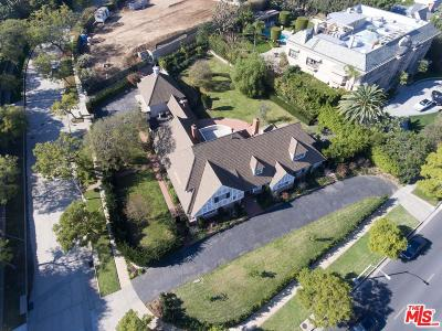 Beverly Hills Single Family Home For Sale: 815 North Whittier Drive