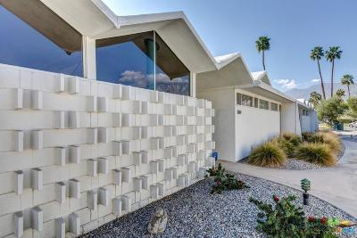 Palm Springs Condo/Townhouse For Sale: 1764 South Araby Drive