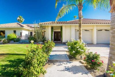 Palm Desert Single Family Home For Sale: 72600 Theodora Lane