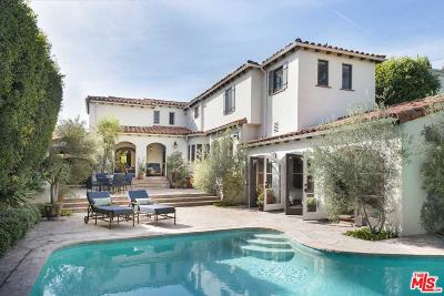 Beverly Hills Single Family Home For Sale: 466 South Camden Drive