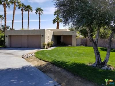 Palm Springs Condo/Townhouse For Sale: 3060 Sunflower Circle
