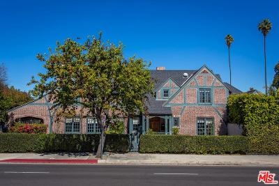 Los Angeles County Single Family Home For Sale: 560 South Bronson Avenue