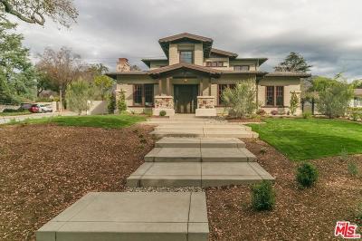 Arcadia Single Family Home For Sale: 933 Catalpa Road