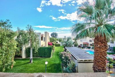 Palm Springs Condo/Townhouse For Sale: 420 North Calle El Segundo