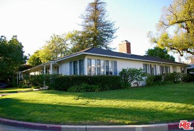 Toluca Lake Rental For Rent: 10403 Moorpark Street