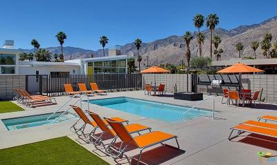 Palm Springs Condo/Townhouse For Sale: 100 North Cerritos Drive #2
