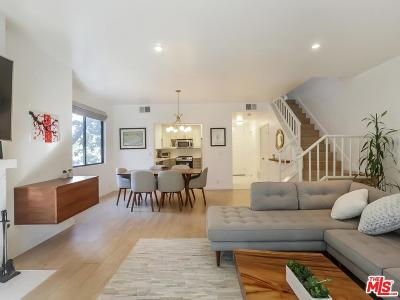 Playa Del Rey Condo/Townhouse For Sale: 8687 Falmouth Avenue #114