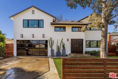 Single Family Home For Sale: 3329 Cabrillo