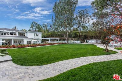 Encino Single Family Home For Sale: 16133 High Valley Place