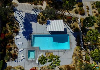 Palm Springs Condo/Townhouse For Sale: 2074 North Mira Vista Way