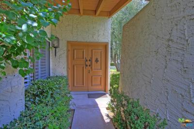 Palm Springs CA Single Family Home For Sale: $429,000