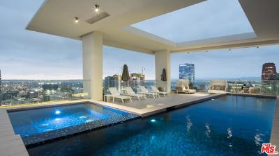 Los Angeles County Rental For Rent: 888 South Olive Street #Penthous