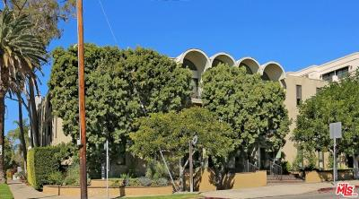 Los Angeles Condo/Townhouse For Sale: 11789 Montana Avenue #10
