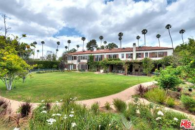 Beverly Hills Single Family Home For Sale: 706 North Canon Drive