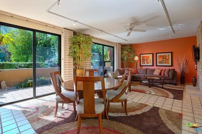 Palm Springs Condo/Townhouse For Sale: 4891 North Winners Circle #D