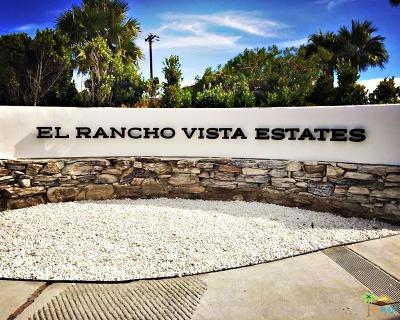 Palm Springs Single Family Home For Sale: 3466 East Paseo Barbara