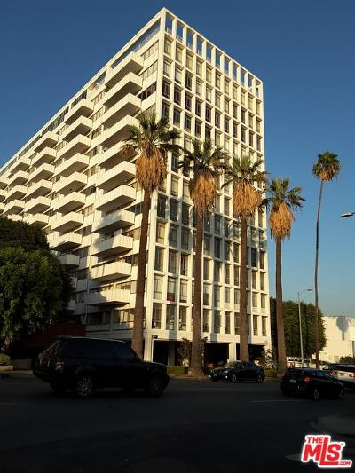 Sunset Strip - Hollywood Hills West (C03) Condo/Townhouse For Sale: 7135 Hollywood #802