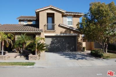 Camarillo Single Family Home For Sale: 296 Brister Park Court