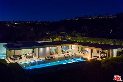 Beverly Hills Single Family Home For Sale: 1175 North Hillcrest Road