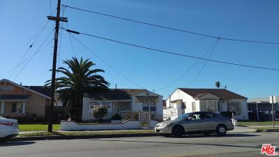 Inglewood Residential Income For Sale: 426 East Arbor Vitae Street