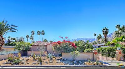 Palm Springs CA Single Family Home For Sale: $699,000