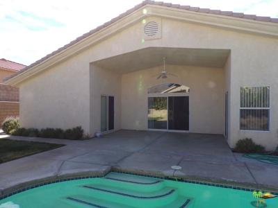 Desert Hot Springs Single Family Home For Sale: 66618 San Luis Road
