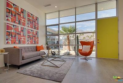 Palm Springs Condo/Townhouse For Sale: 100 North Cerritos Drive #4