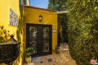 Los Angeles County Single Family Home For Sale: 1990 Glencoe Way