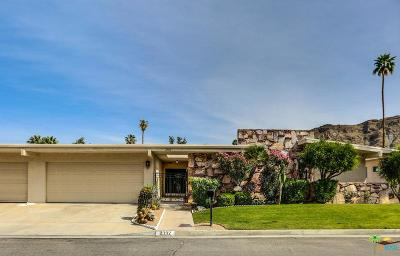 Palm Springs Condo/Townhouse For Sale: 2392 Paseo Del Rey