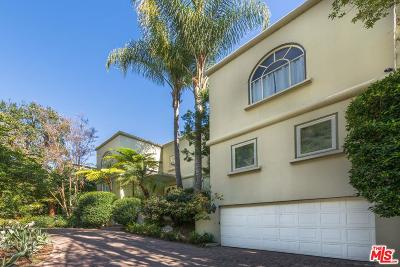 Beverly Hills Single Family Home For Sale: 1332 San Ysidro Drive
