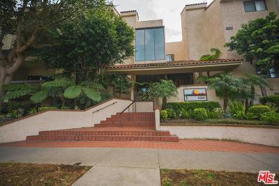 Playa Del Rey Condo/Townhouse For Sale: 8180 Manitoba Street #4-136