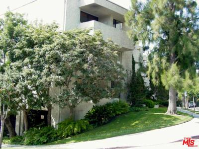 West Hollywood Condo/Townhouse For Sale: 8400 De Longpre Avenue #301