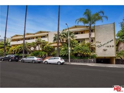 Los Angeles CA Condo/Townhouse For Sale: $665,000