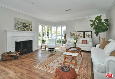 Beverly Hills Single Family Home For Sale: 136 North Hamel Drive