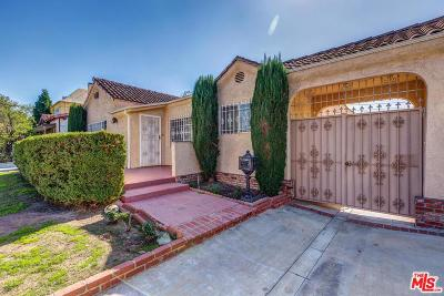 Single Family Home For Sale: 8108 West 4th Street