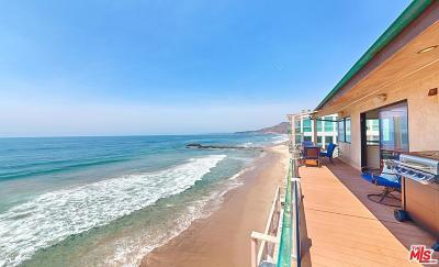 Los Angeles County Rental For Rent: 25218 Malibu Road #1/2