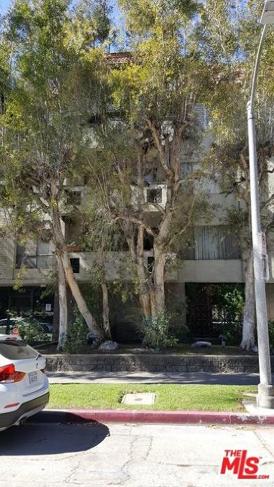Los Angeles Condo/Townhouse For Sale: 853 South Le Doux Road #201